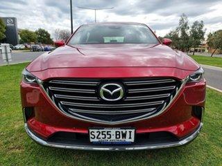 2018 Mazda CX-9 TC GT SKYACTIV-Drive Soul Red Crystal 6 Speed Sports Automatic Wagon