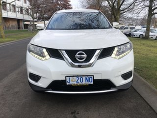 2015 Nissan X-Trail T32 ST X-tronic 2WD Ivory Pearl 7 Speed Constant Variable Wagon