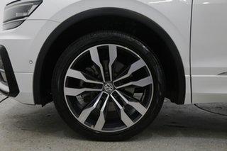 2019 Volkswagen Tiguan 5N MY20 162TSI DSG 4MOTION Highline White 7 Speed.