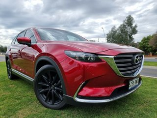 2018 Mazda CX-9 TC GT SKYACTIV-Drive Soul Red Crystal 6 Speed Sports Automatic Wagon.