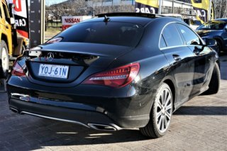 2016 Mercedes-Benz CLA-Class C117 806MY CLA200 DCT Black 7 Speed Sports Automatic Dual Clutch Coupe