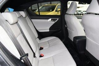 2013 Lexus CT ZWA10R MY13 CT200h F Sport Grey 1 Speed Constant Variable Hatchback Hybrid