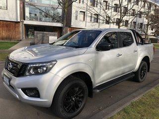 2020 Nissan Navara D23 S4 MY20 ST Silver 7 Speed Sports Automatic Utility