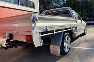 2005 Holden Commodore VZ One Tonner S Silver 4 Speed Automatic Cab Chassis