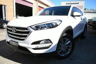2017 Hyundai Tucson TL2 MY18 Active 2WD White 6 Speed Sports Automatic Wagon.