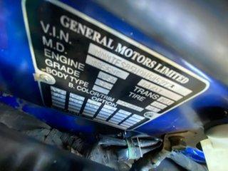 2009 Holden Colorado RC MY09 LT-R Crew Cab Blue 5 Speed Manual Utility