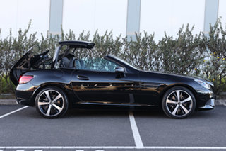 2019 Mercedes-Benz SLC-Class R172 809MY SLC300 9G-Tronic Black 9 Speed Sports Automatic Roadster