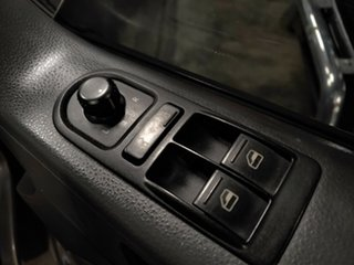 2010 Volkswagen Multivan T5 MY10 Comfortline DSG Metallic Grey 7 Speed Sports Automatic Dual Clutch