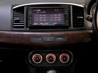 2009 Mitsubishi Lancer CJ MY09 Aspire Grey 6 Speed Constant Variable Sedan
