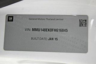 2015 Holden Colorado RG MY16 LT (4x2) White 6 Speed Automatic Crew Cab Pickup