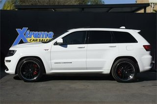 2016 Jeep Grand Cherokee WK MY17 SRT 8 Speed Sports Automatic Wagon
