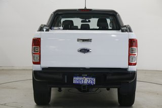 2018 Ford Ranger PX MkII 2018.00MY XL White 6 Speed Manual Utility