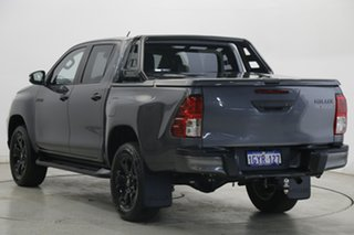 2019 Toyota Hilux GUN126R Rogue Double Cab Grey 6 Speed Sports Automatic Utility