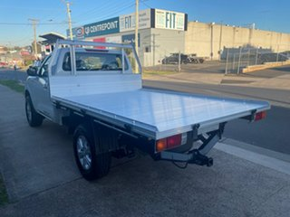2017 Nissan Navara D23 Series II RX (4x4) White 7 Speed Automatic Cab Chassis
