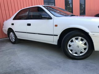2000 Toyota Camry MCV20R CSi White 4 Speed Automatic Sedan