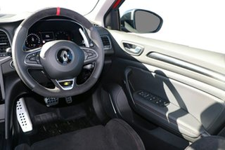 2021 Renault Megane XFB-MB4 MY21 RS Trophy 300 Glacier White 6 Speed Manual Hatchback