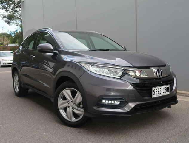 Used Honda HR-V MY19 +Luxe Reynella, 2019 Honda HR-V MY19 +Luxe Grey 1 Speed Constant Variable Hatchback