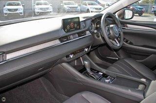 2021 Mazda 6 GL1033 Touring SKYACTIV-Drive White 6 Speed Sports Automatic Sedan