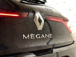 2016 Renault Megane BFB GT-Line EDC Black 7 Speed Sports Automatic Dual Clutch Hatchback