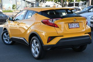 2019 Toyota C-HR NGX10R S-CVT 2WD Hornet Yellow 7 Speed Constant Variable Wagon