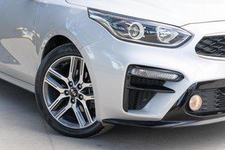 2018 Kia Cerato YD MY18 Sport Silver 6 Speed Sports Automatic Sedan.