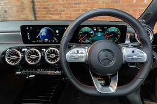 2020 Mercedes-Benz A-Class W177 800+050MY A250 DCT Cosmos Black 7 Speed Sports Automatic Dual Clutch