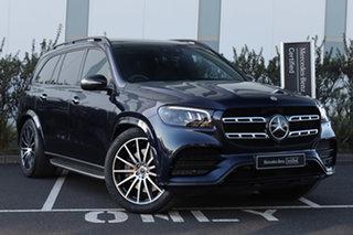2019 Mercedes-Benz GLS-Class X167 800MY GLS400 d 9G-Tronic 4MATIC Cavansite Blue 9 Speed.