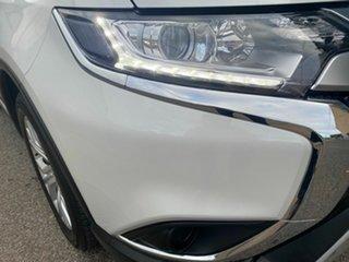 2021 Mitsubishi Outlander ZL MY21 ES AWD Starlight 6 Speed Constant Variable Wagon.