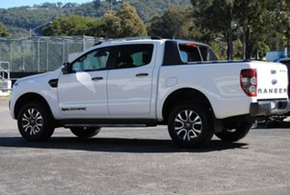 2019 Ford Ranger PX MkIII 2020.25MY Wildtrak White 10 Speed Sports Automatic Double Cab Pick Up