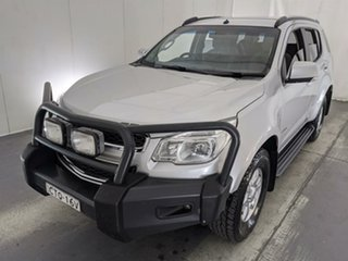 2014 Holden Colorado 7 RG MY14 LT Silver 6 Speed Sports Automatic Wagon.