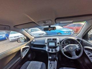 2008 Toyota RAV4 ACA33R MY08 CV Blue 4 Speed Automatic Wagon