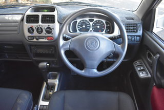2002 Holden Cruze YG Silver 4 Speed Automatic Wagon