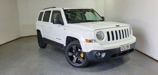 2015 Jeep Patriot MK MY15 Sport 4x2 White 6 Speed Sports Automatic Wagon.