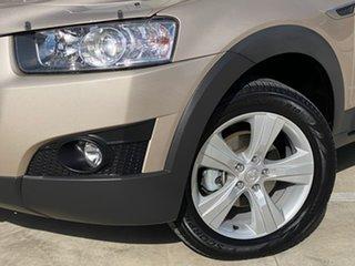 2012 Holden Captiva CG Series II MY12 7 SX Gold 6 Speed Sports Automatic Wagon