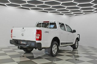 2014 Holden Colorado RG MY15 LS (4x4) White 6 Speed Automatic Crew Cab Pickup