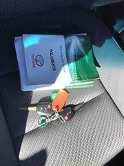 2016 Toyota Kluger GSU55R GX AWD Green 6 Speed Sports Automatic SUV