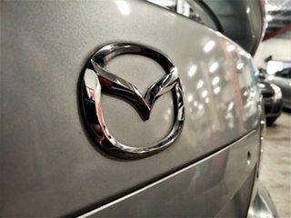 2002 Mazda 6 GG1031 Classic Metallic Silver 5 Speed Manual Sedan