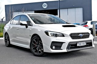 2019 Subaru WRX V1 MY19 Premium Lineartronic AWD White 8 Speed Constant Variable Sedan.