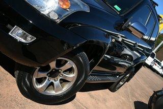 2008 Toyota Landcruiser Prado GRJ120R 07 Upgrade Grande (4x4) Black 5 Speed Automatic Wagon.
