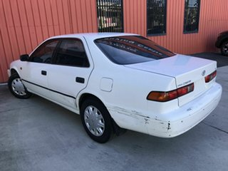 2000 Toyota Camry MCV20R CSi White 4 Speed Automatic Sedan.
