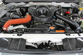 2018 Isuzu MU-X UC MY18 LS-M (4x4) White 6 Speed Auto Sequential Wagon