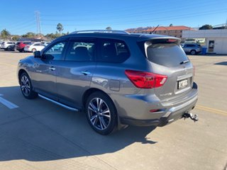 2018 Nissan Pathfinder R52 Series II MY17 Ti X-tronic 4WD Grey 1 Speed Constant Variable Wagon