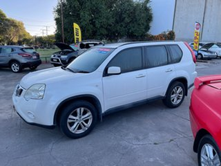 2011 Nissan X-Trail T31 Series IV ST White 1 Speed Constant Variable Wagon.