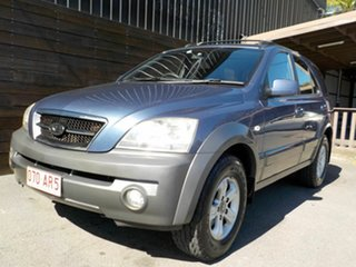 2003 Kia Sorento BL EX Blue 4 Speed Automatic Wagon