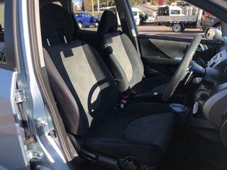 2005 Honda Jazz GD MY05 VTi Blue 7 Speed Constant Variable Hatchback