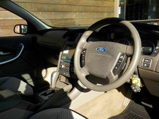2006 Ford Falcon BF Futura Silver 4 Speed Sports Automatic Sedan