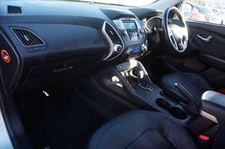 2011 Hyundai ix35 LM MY11 Highlander AWD Green 6 Speed Sports Automatic Wagon