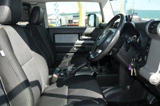 2014 Toyota FJ Cruiser GSJ15R MY14 Cement 5 Speed Automatic Wagon