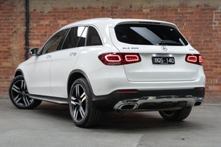 2020 Mercedes-Benz GLC-Class X253 800+050MY GLC300 9G-Tronic 4MATIC Polar White 9 Speed.