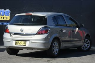 2008 Holden Astra AH MY08.5 60th Anniversary Gold 4 Speed Automatic Hatchback